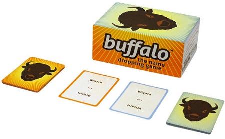 Buffalo-The Name Dropping Game
