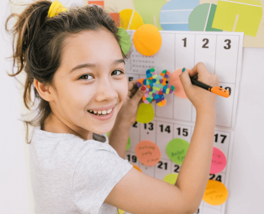 how to use visual schedules for autism and adhd kids