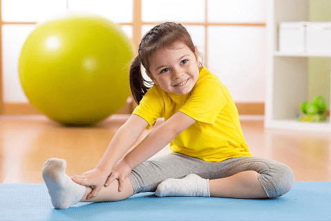 Spending time on physical activities leads to health benefits for the body and brain, as well as enriched brain development.
