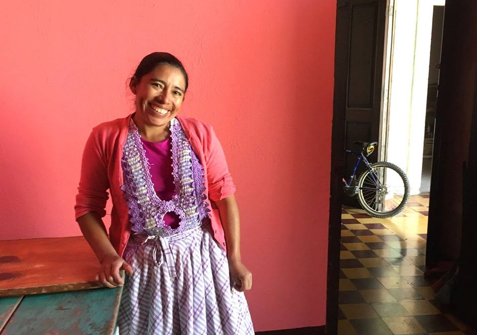 100 Faces of Hope/ 7: Herminia
