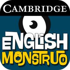 English Monstruo Logo