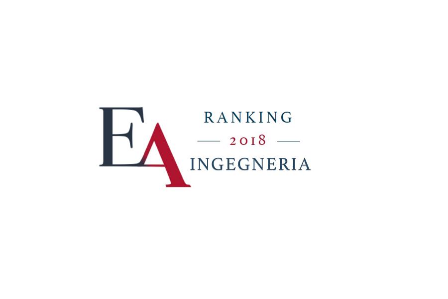 EA Ranking 2018 - Le migliori università pubbliche per Ingegneria