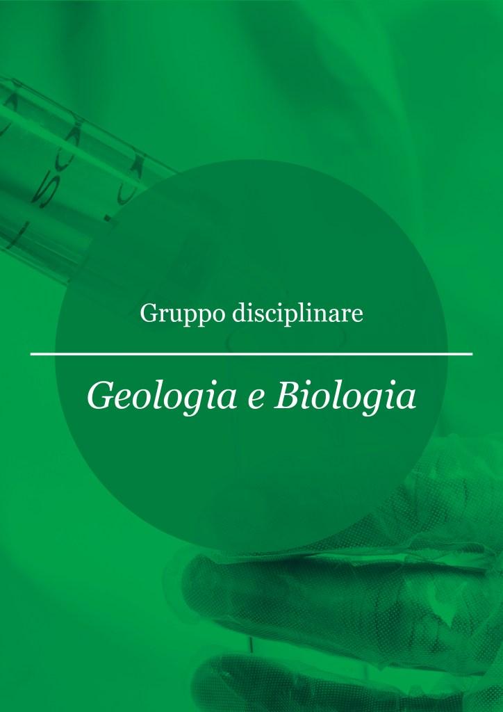 migliori università italia geologia biologia