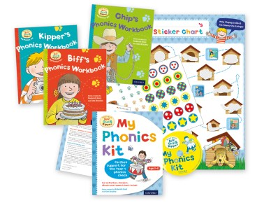 my phonics kit