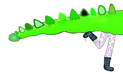 crocodiles bottom