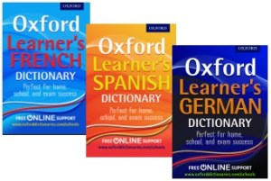 Learner's dictionaries
