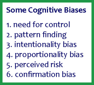 cognitive biases
