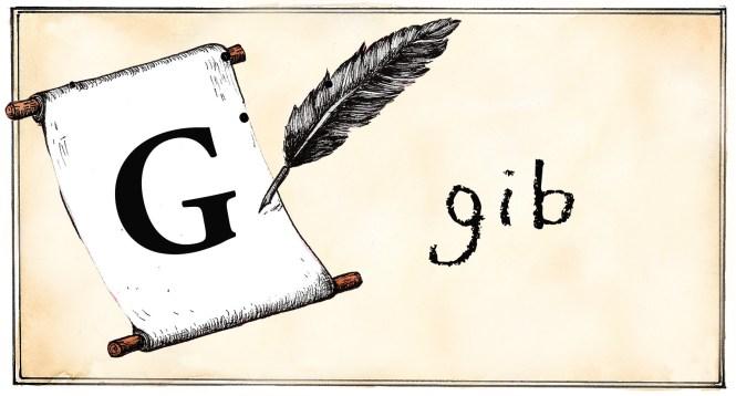 G- gib