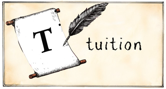 T- tuition