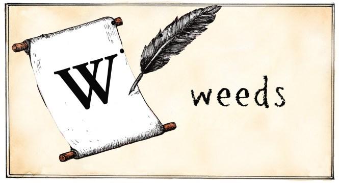 W- weeds