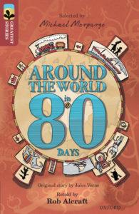 Around The World In 80 Days Rob Alcraft, Alex Paterson