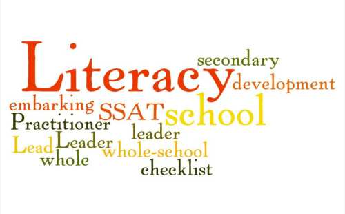 Whole-school literacy blog