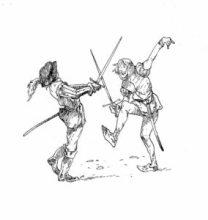 twelfth night illustration