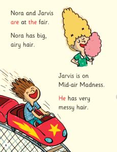 good hair bad hair illustration