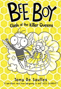 bee boy cover
