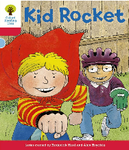 kid rocket oxford reading tree cover