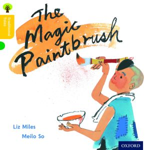 the magic paintbrush cover