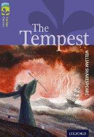 the tempest Shakespeare cover