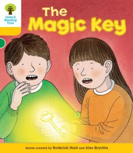 The Magic Key Biff, Chip and Kipper cover