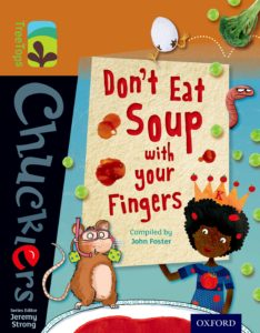 Don't Eat Soup With Your Fingers cover