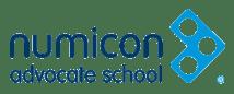 numicon advocate school logo