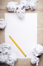 National Writing Day: making mistakes