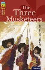 TreeTops Classics The Three Musketeers