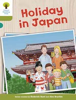 Holiday in Japan