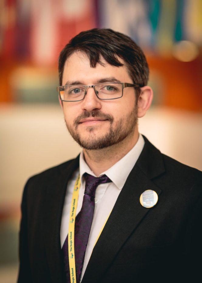 Photo of Adam Robbins