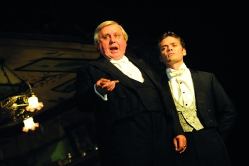 Mr Birling: An Inspector Calls