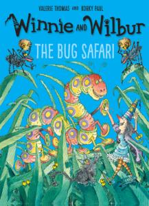 Winnie and Wilbur Bug Safari Jacket Image