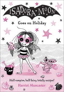 Isadora Moon Goes on Holiday Cover Image