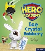 Ice Crystal Robbery