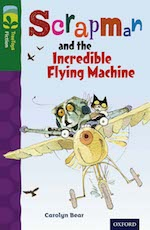 Scrapman and the Incredible Flying Machine