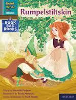 Cover of Rumpelstiltskin