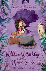 Willow Wildthing and the Magic Spell cover