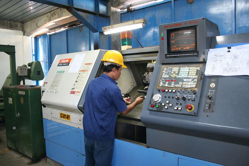 cnc machine operator sample resume success