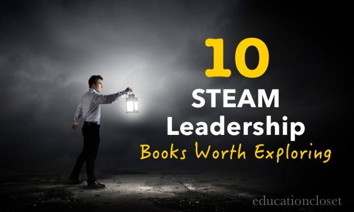 steam leadership books