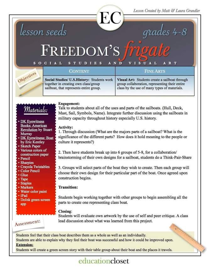 freedoms frigate