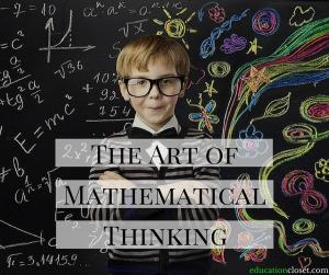 the art of mathematical thinking