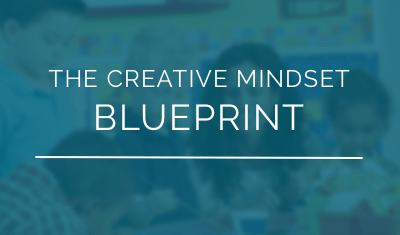 Creative Mindset teacher professional development
