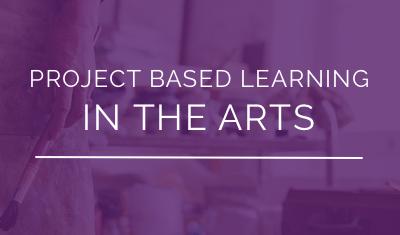 project based learning teacher professional development