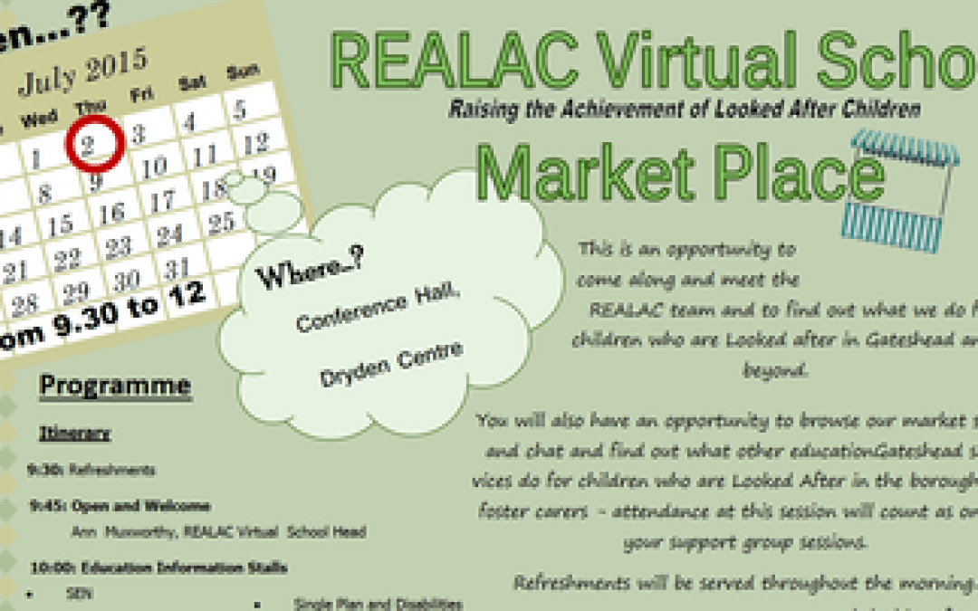 REALAC Virtual School Market Place
