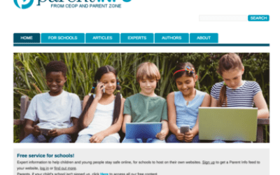 Parent Info – curated feed for schools