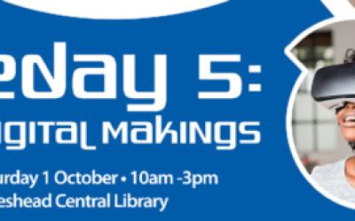 eDay 5: Digital Makings