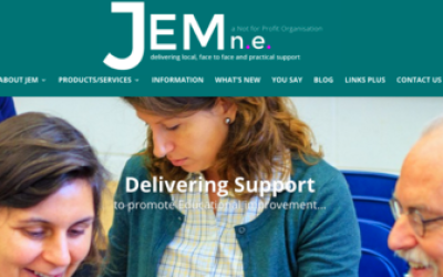 JEM NE – Computing CPD for Schools