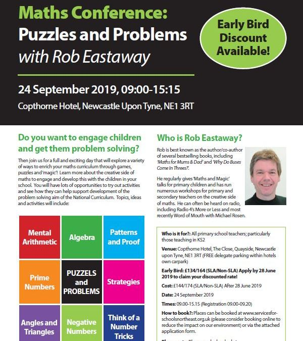 Maths Conference: Puzzles and Problems
