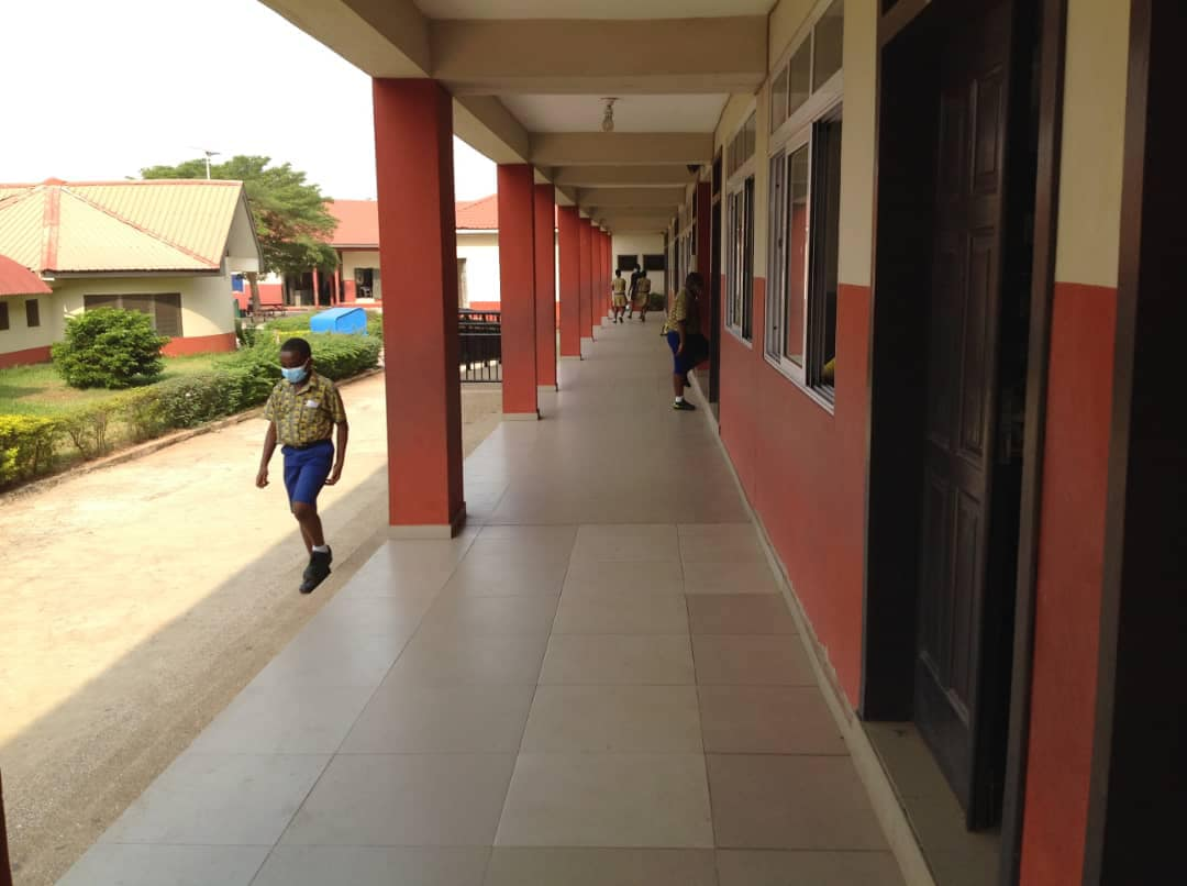 Inside St. Martin de Porres School; How COVID-19 Protocols are being observed 3