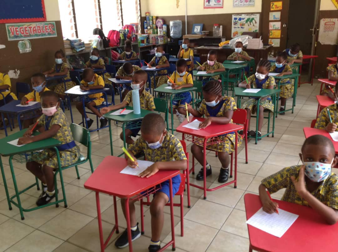 Inside St. Martin de Porres School; How COVID-19 Protocols are being observed 1