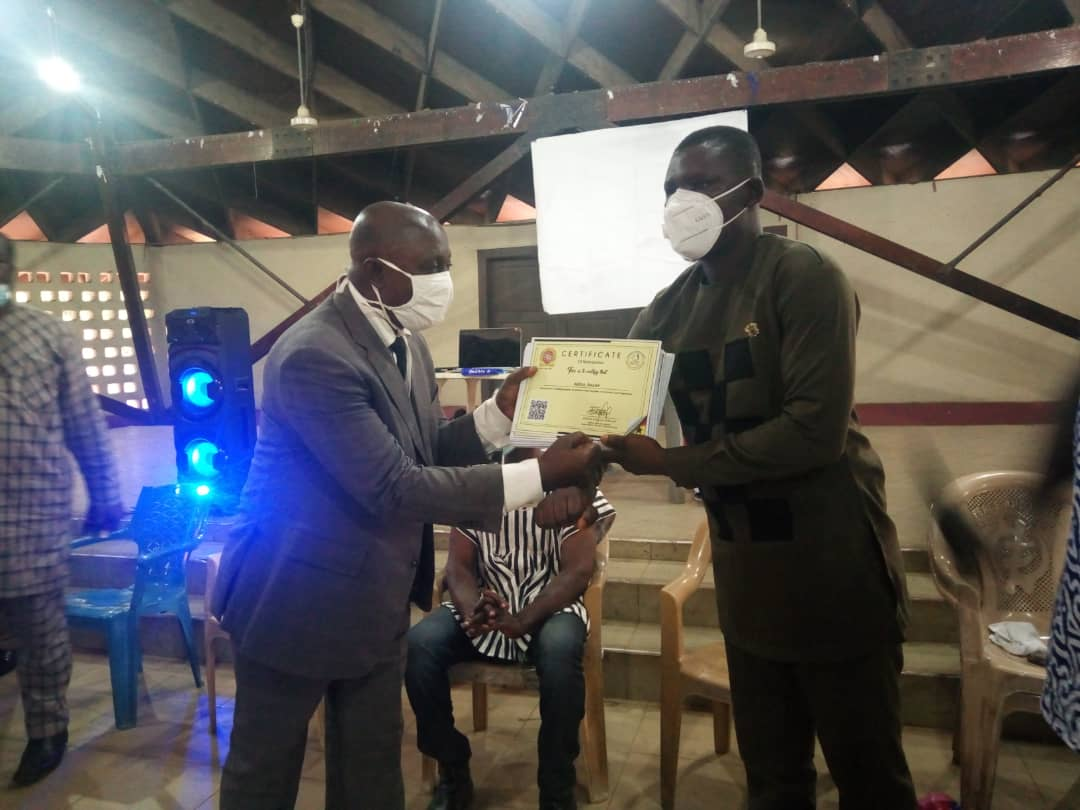 Teacher Professionalism: GNACOPS and NTC jointly issue Certificate to Private School Teachers 5